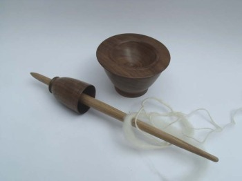 Tibetan Supported Spindle