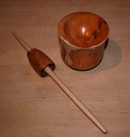 Spindle support bowls
