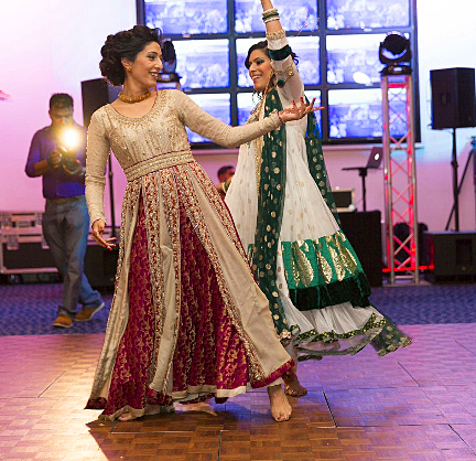 Bollywood dancing lessons