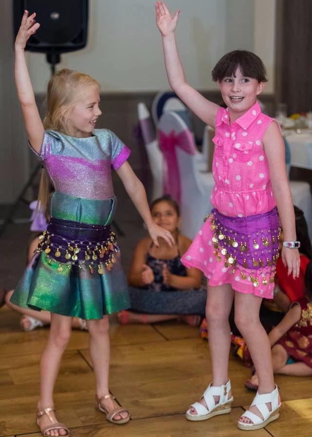 Childrens Bollywood Dance Party