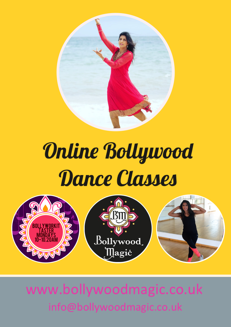 PRIVATE ONLINE DANCE LESSONS