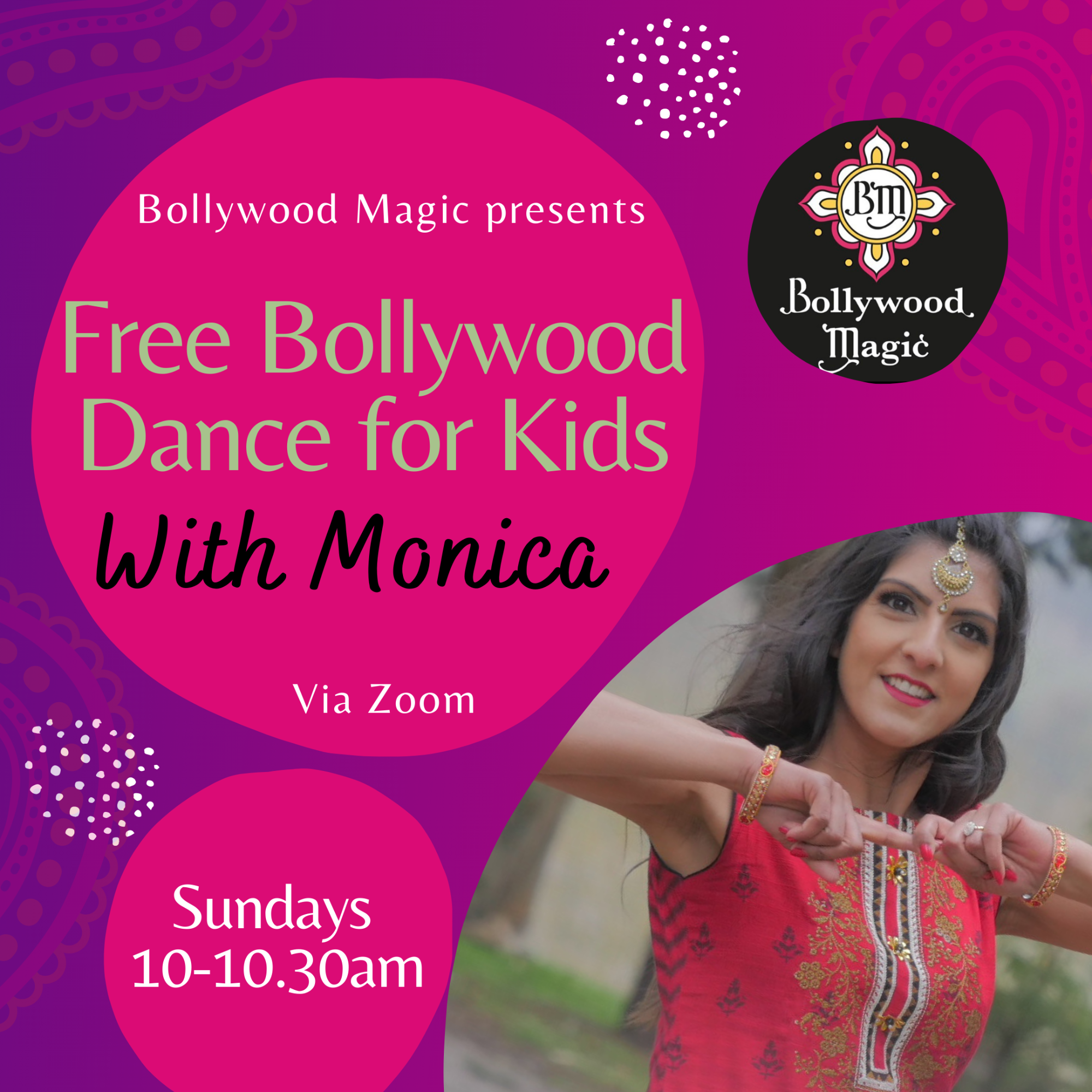 Bollywood for kids
