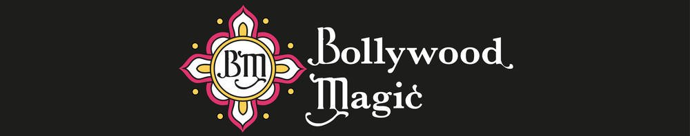Bollywood Magic, site logo.
