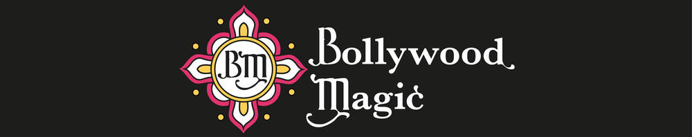 Bollywood Magic, site logo.