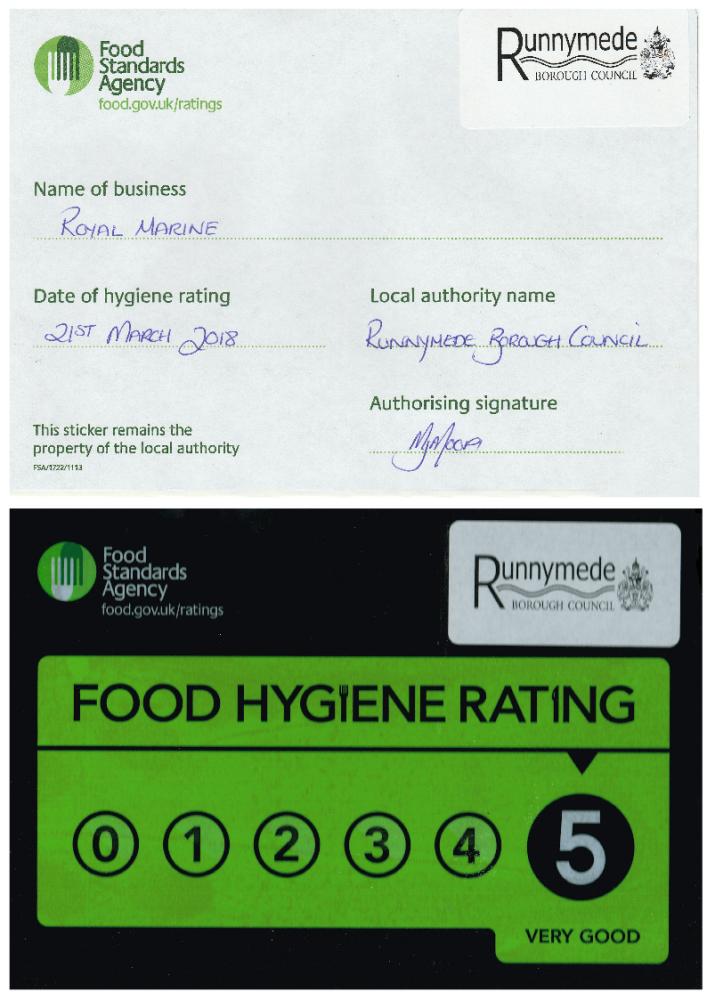 FoodHygCertA42018