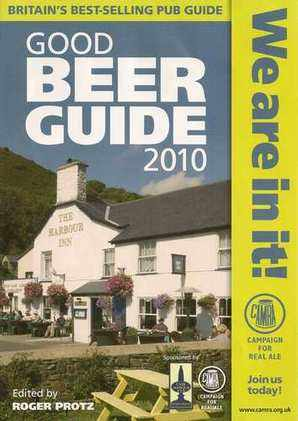 good beer guide, real ale, camra, campaign for real ale