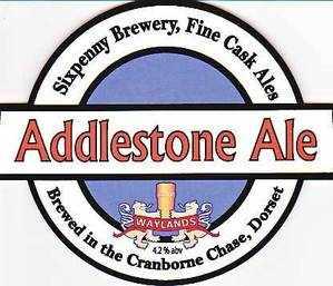 Sixpenny Addlestone Ale
