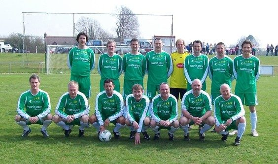 Argyle Legends vs Elburton Vets