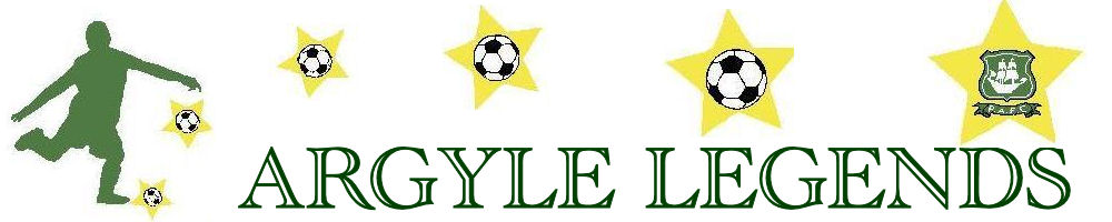 Argyle Legends, site logo.
