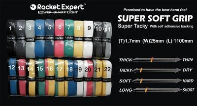 Super Soft grip tape (Promotional Price)