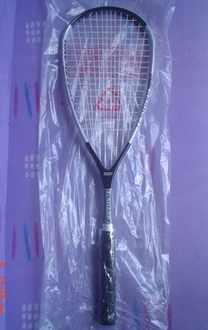 Racquet Expert Ti-SHARP 140 squash racquet POWER+CONTROL