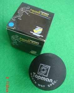 Topman Squash Ball (Blue dot) - WSF approved