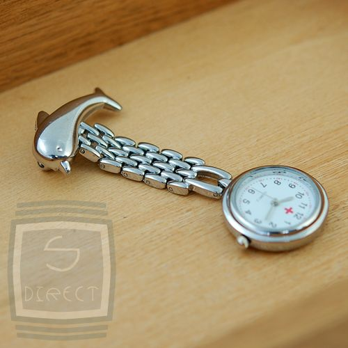 Dolphin Watch keyring