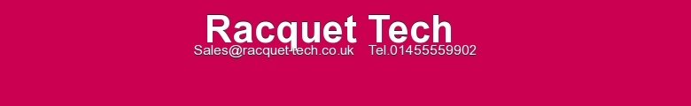 Racquet Tech, site logo.
