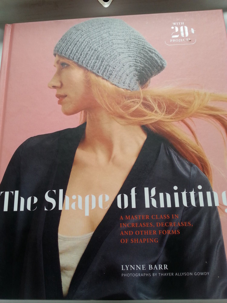 The Shape of Knitting by Lynne Barr