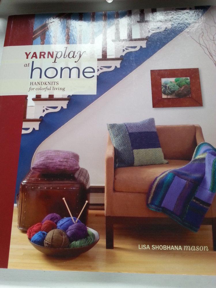 Yarn Play At Home by Lisa Shobhana Mason