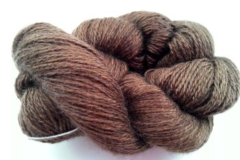Silky Cashmere Fingering - Laceweight - 14 Cinnamon