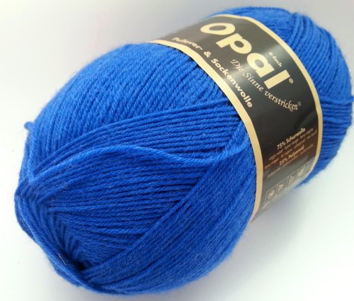 Opal Uni 4ply - 5188 Royal Blue