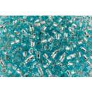 Debbie Abrahams Seed Beads - size 6/0 - 47 Aqua