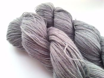 Forest Dew - lace weight - 05 Grey