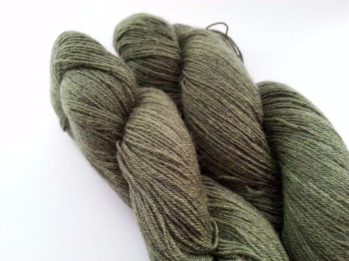 Forest Dew - lace weight - 06 Olive