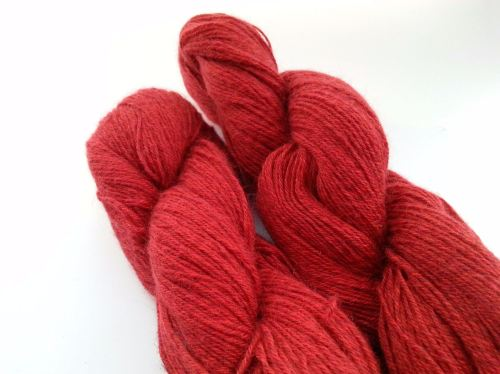 Forest Dew - lace weight - 09 Red Wine