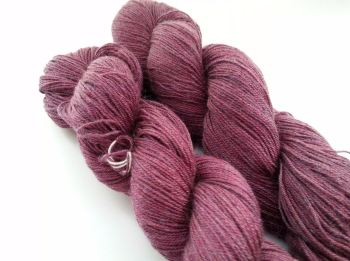 Forest Dew - lace weight - 11 Mauve