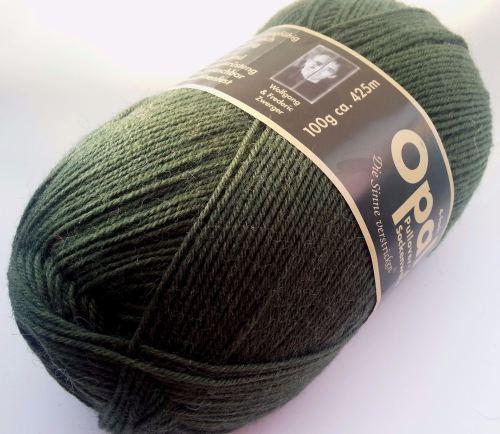 Opal Uni 4ply - 5184 Olive