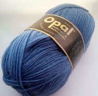 Opal Uni 4ply - 5195 Denim - REDUCED