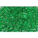 Debbie Abrahams Seed Beads - size 6/0 - 221 Bright Green