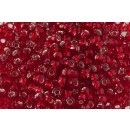 Debbie Abrahams Seed Beads - size 6/0 - 38 Red