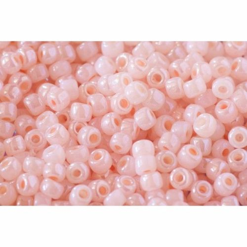 Debbie Abrahams Seed Beads - size 8/0 - 333 Baby Pink