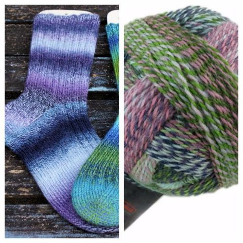 Creme Brulee Sock Kit - Crazy Zauberball 2170