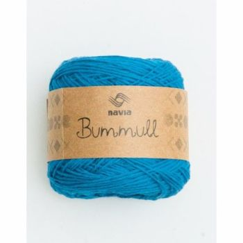 Navia Bummull 408 Sky Blue