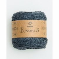 Navia Bummull 404 - Dark Grey - REDUCED
