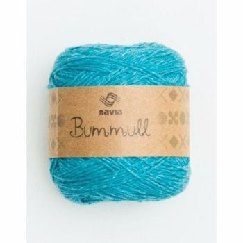 Navia Bummull 407 Turquoise