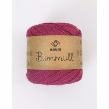 Navia Bummull 415 Cerise- REDUCED