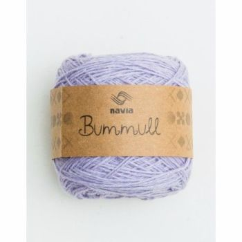 Navia Bummull 413 Lavender - REDUCED
