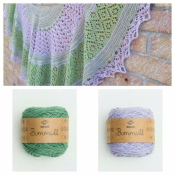 Murano Kit - Grass Green & Lavender