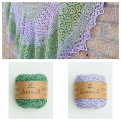 Murano Kit - Grass Green & Lavender