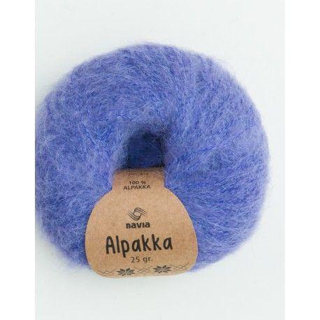 Navia Alpakka - Lavender 846