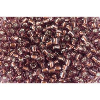 Debbie Abrahams Seed Beads - size 6/0 - 40 Mink