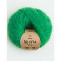 Navia Alpakka - Bright Green 845 - REDUCED