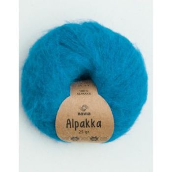 Navia Alpakka - Cornflower 843 - REDUCED