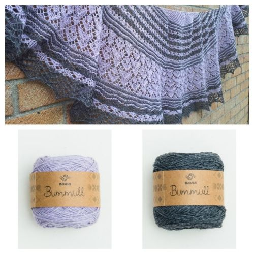 Mount's Bay Kit - Lavender & Dark Grey
