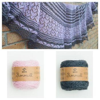 Mount's Bay Kit - Pink & Dark Grey