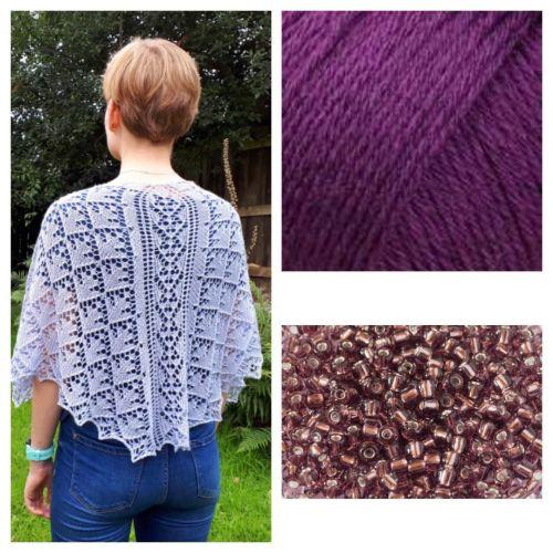 Agnes Kit - 0347 Purple