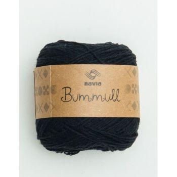 Navia Bummull 405 - Black - REDUCED
