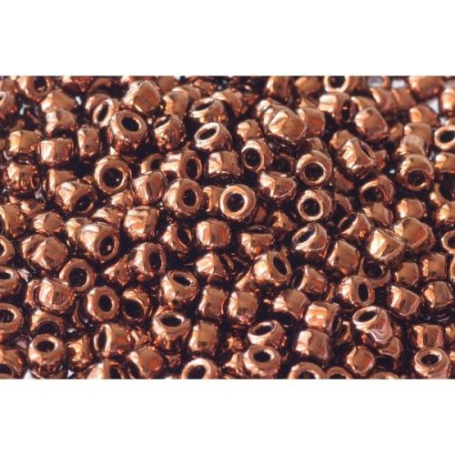 Debbie Abrahams Seed Beads - size 8/0 - 601 Bronze
