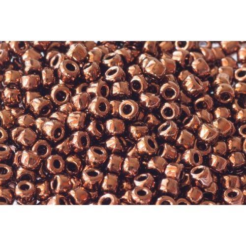 Debbie Abrahams Seed Beads - size 8/0 - 601 Bronze